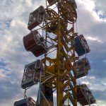 CNE Ride: The Zipper