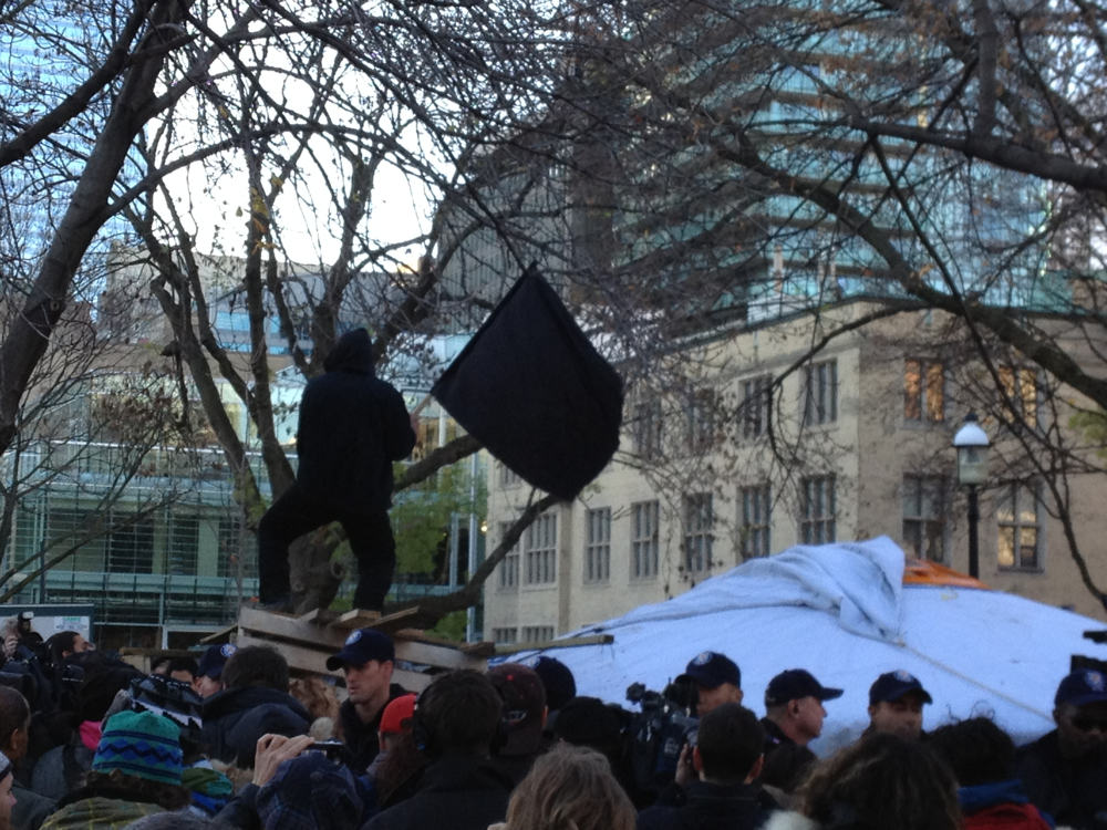 Occupy Toronto Anarchist