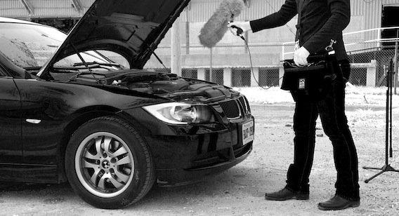 BMW Recording