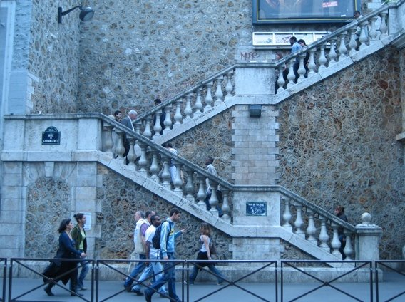 Paris Steps