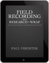 Field Recording e-book