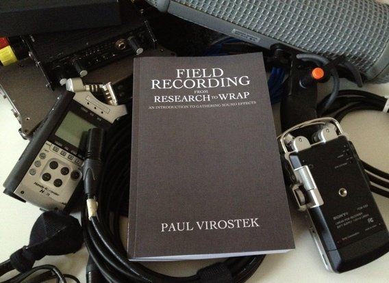 Book: Field Recording - With Gear 1