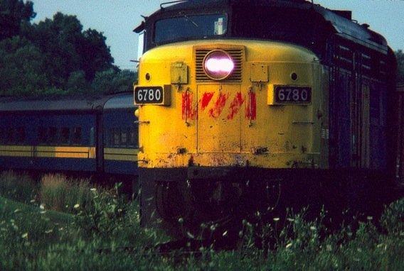 Via Train, courtesy Slideshow Bruce
