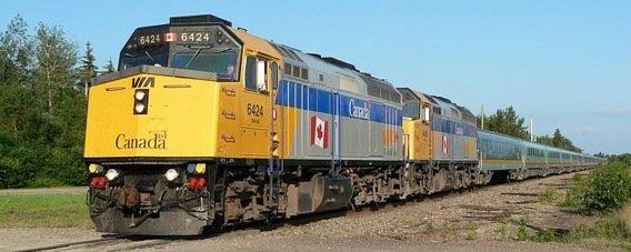 Via Ocean Train, courtesy Redlodger