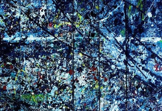 Jackson Pollock, #1