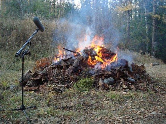 Fire Recording