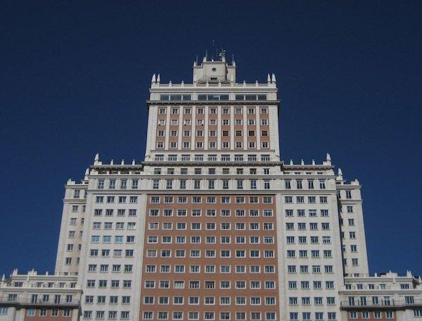 Madrid Edifice