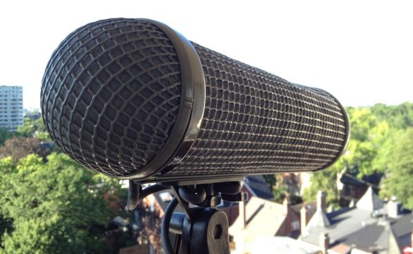 Rycote Over City, Back