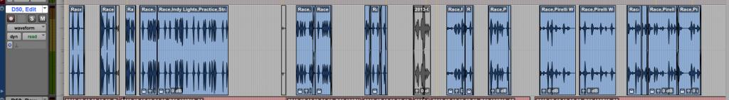 Edited Track