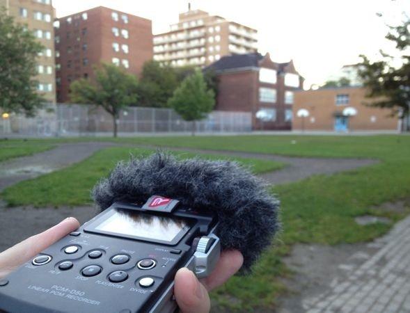 Field Recording Atmospheres