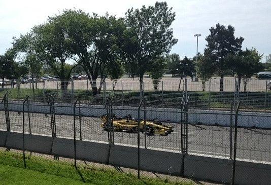 Single IndyCar