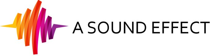 A Sound Effect Logo