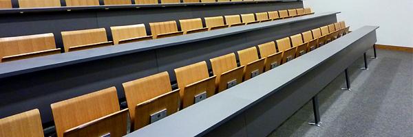 Lecture Room, courtesy Sean MacEntee