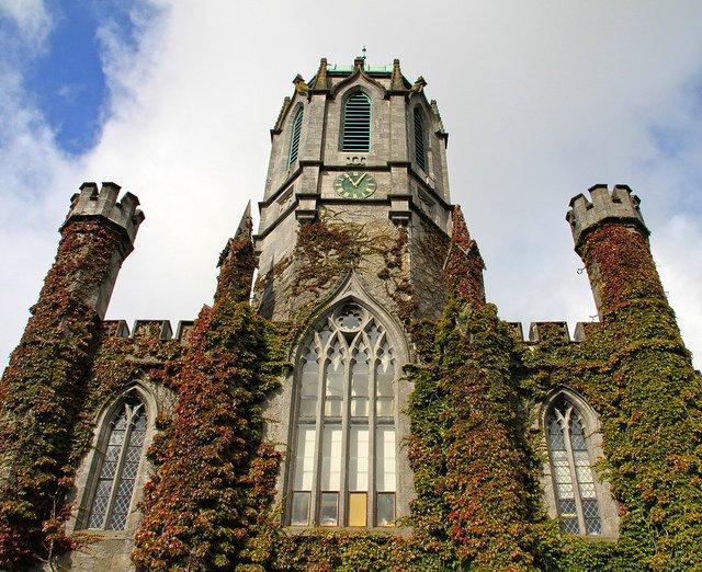 National Univeristy of Galway, Ireland, courtesy of Martie Swart