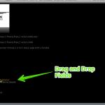 Soundminer 4.5 Metadata Panel - Drag and Drop