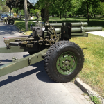 C1 (short bore) howitzer