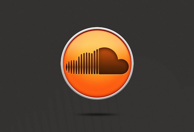 SoundCloud Logo Button