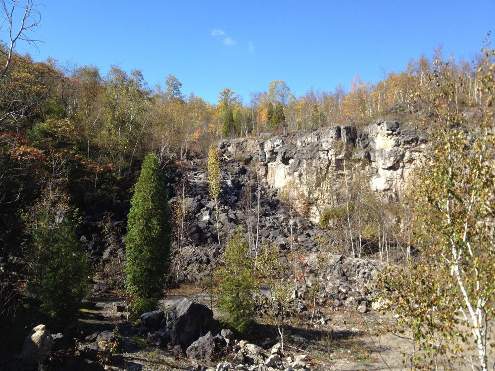 Field Report: Rock Destruction Sound Effects – Recording for Pompeii