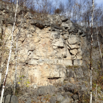 Rock Quarry - Rock Face Detail