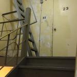 High-Rise Stairwell - 23rd Floor - 3 meters