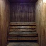 Small Sauna - 1 meter