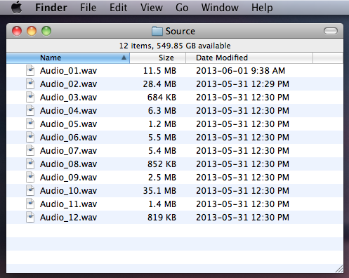 how to download sound files