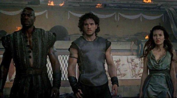 Pompeii Characters