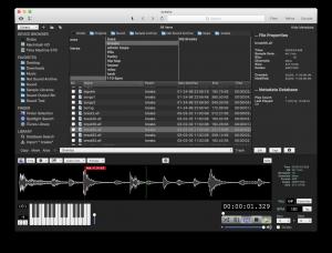 Audiofinder 1 File Browser