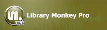 Library Monkey Pro - Banner