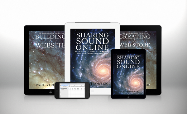 New E-book Now Available: Sharing Sound Online