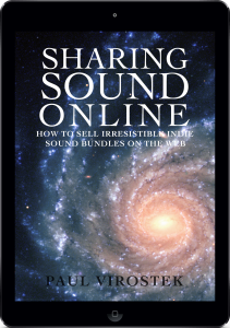 Sharing Sound Online - iPad, Black