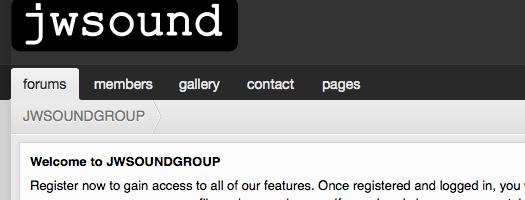 JWSound Group