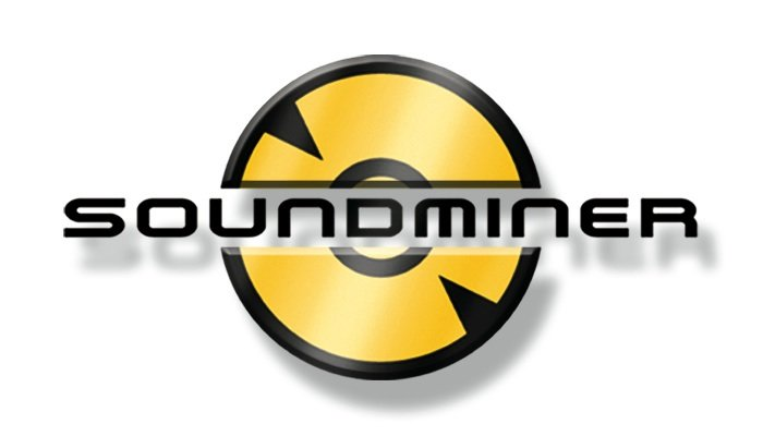 Soundminer Logo with text