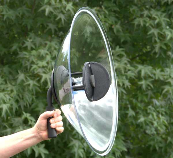 Article: Review of Wildtronics Parabolic Microphone Dishes - Hero