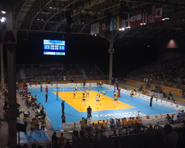 Pan Am Games - Volleyball
