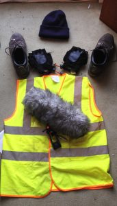 John Leonard's essential kit