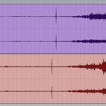 "Find a transient ""spike"" or distinct waveform"
