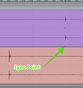 Drop a sync point