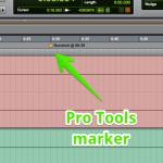Pro Tools marker