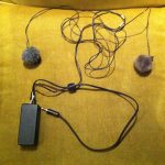 Martin's DPA 4060 with Core Sound Battery Box