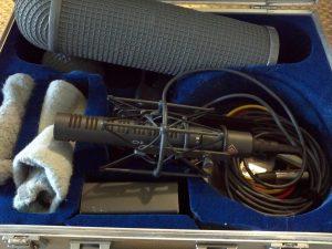 Shaun Farley's Neumann RSM-191 kit