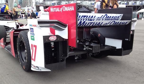 2015 Honda Indy Paddock - 32