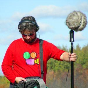 Martin Pinsonnault - Recording In M/S