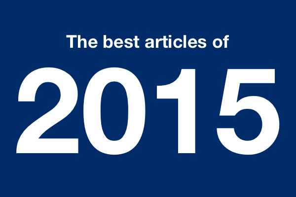 The Best Posts of 2015