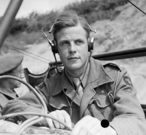 Peter Handford during WWII