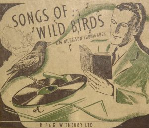 """Box Cover for """"Songs of Wild Birds"""""""