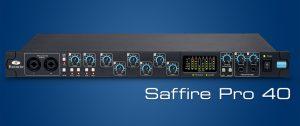 Focusrite Saffire FireWire Pro40