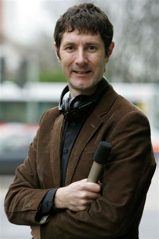 Trevor Cox Portrait