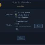 Basehead 5 - import and burn