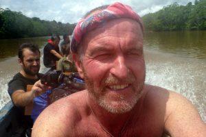 Gordon Hempton moving onto location in Amazon